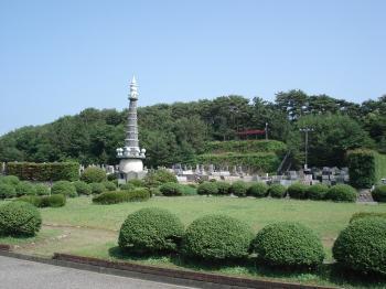 新潟市太夫浜霊園