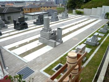 岩切ひだまりの丘妙運寺墓地