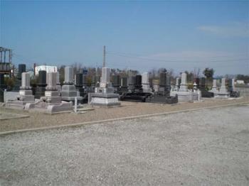 浄音寺墓地