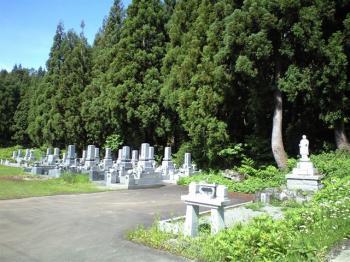 薬照寺霊園